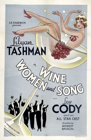Wine, Women and Song - Movie Poster (thumbnail)