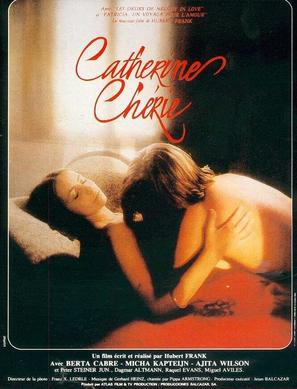 Catherine Chérie - French Movie Poster (thumbnail)