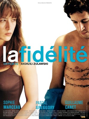 La fidélité - French Movie Poster (thumbnail)