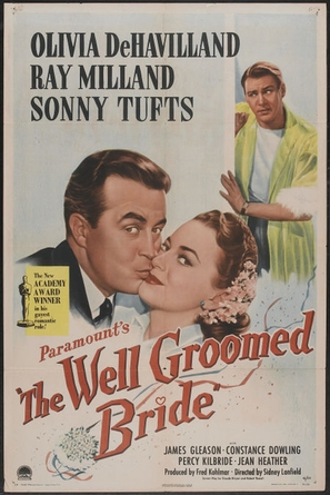 The Well-Groomed Bride - Movie Poster (thumbnail)