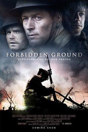 Forbidden Ground - Australian Movie Poster (thumbnail)