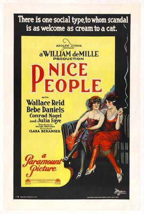 Nice People - Movie Poster (thumbnail)