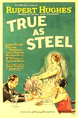True As Steel - Movie Poster (thumbnail)