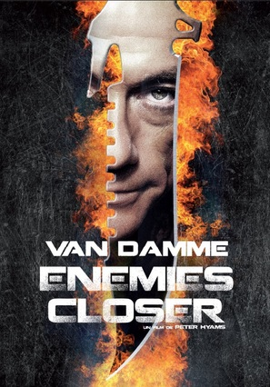 Enemies Closer - French Movie Poster (thumbnail)