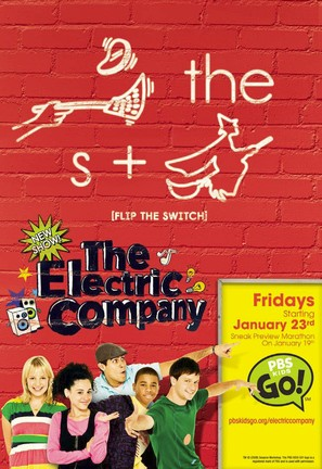 """The Electric Company"" - Movie Poster (thumbnail)"
