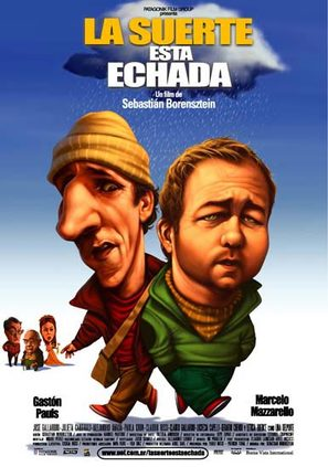 Suerte está echada, La - Argentinian poster (thumbnail)