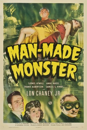 Man Made Monster - Movie Poster (thumbnail)