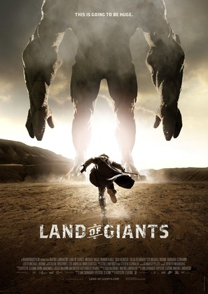 Land of Giants - German Movie Poster (thumbnail)