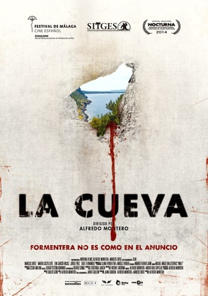 La cueva - Spanish Movie Poster (thumbnail)