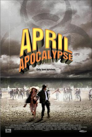 April Apocalypse - Movie Poster (thumbnail)