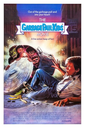 The Garbage Pail Kids Movie - Movie Poster (thumbnail)