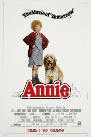 Annie - Movie Poster (thumbnail)
