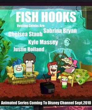 """""""Fish Hooks"""" - Movie Poster (thumbnail)"""