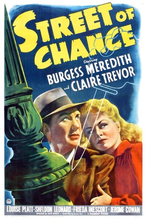Street of Chance - Movie Poster (thumbnail)