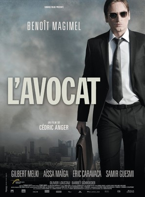 L'avocat - French Movie Poster (thumbnail)