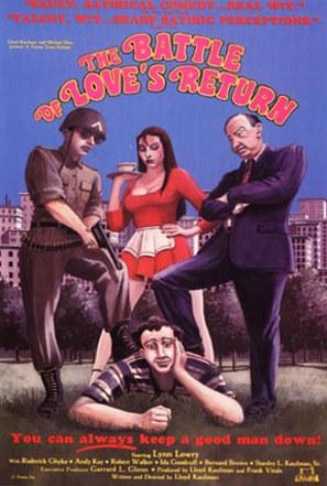 The Battle of Love's Return - Movie Poster (thumbnail)