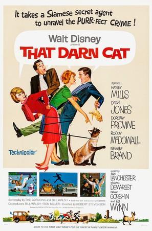 That Darn Cat!