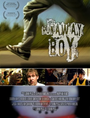 The Runaway Boy - British Movie Poster (thumbnail)