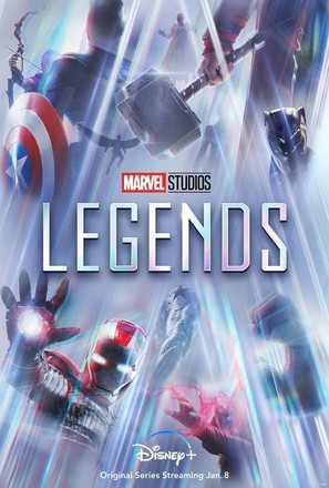 """Marvel Studios: Legends"" - Movie Poster (thumbnail)"