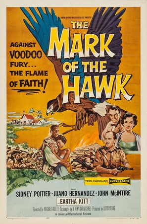 The Mark of the Hawk - Movie Poster (thumbnail)