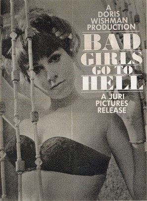 Bad Girls Go to Hell - Movie Poster (thumbnail)