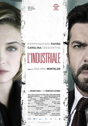 L'industriale - Italian Movie Poster (thumbnail)