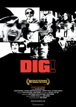 Dig! - Movie Poster (thumbnail)