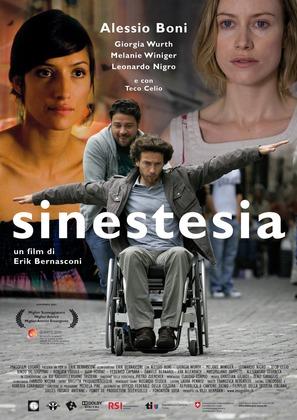 Sinestesia - Swiss Movie Poster (thumbnail)