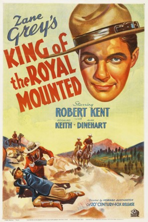 King of the Royal Mounted - Movie Poster (thumbnail)