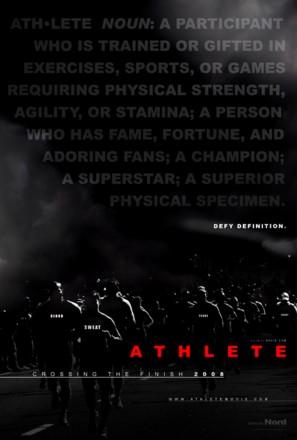 Athlete - Movie Poster (thumbnail)