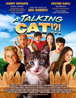 A Talking Cat!?! - Movie Poster (thumbnail)