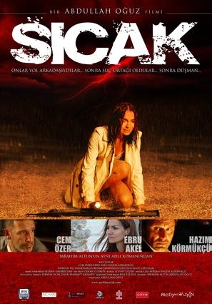 Sicak - Turkish Movie Poster (thumbnail)