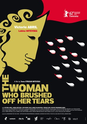 The Woman Who Brushed Off Her Tears - British Movie Poster (thumbnail)