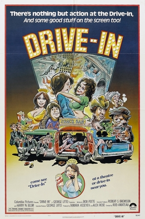 Drive-In - Movie Poster (thumbnail)