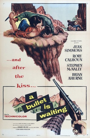A Bullet Is Waiting - Movie Poster (thumbnail)