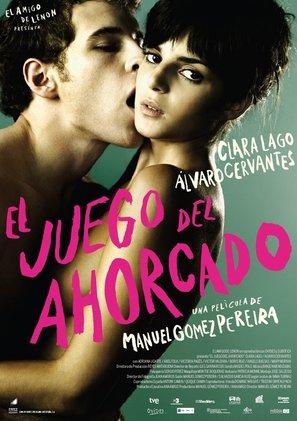 Juego del ahorcado, El - Spanish Movie Poster (thumbnail)