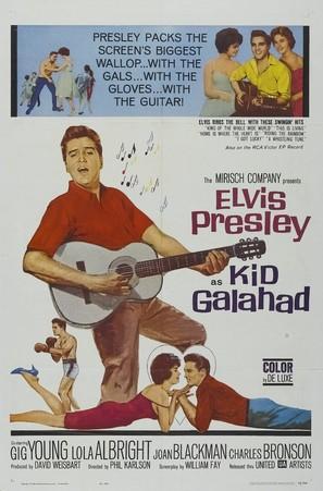 Kid Galahad - Movie Poster (thumbnail)
