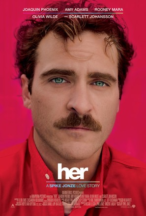 Her - Movie Poster (thumbnail)