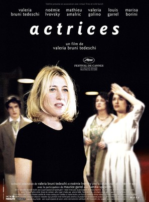 Actrices - French Movie Poster (thumbnail)
