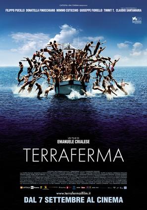 Terraferma - Italian Movie Poster (thumbnail)