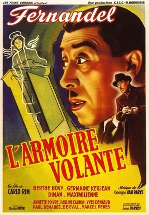 L'armoire volante - French Movie Poster (thumbnail)