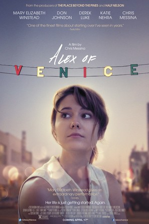 Alex of Venice - Movie Poster (thumbnail)