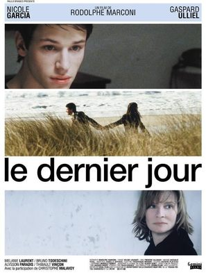 Le dernier jour - French Movie Poster (thumbnail)