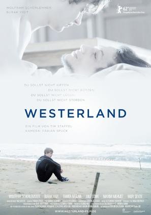 Westerland - German Movie Poster (thumbnail)