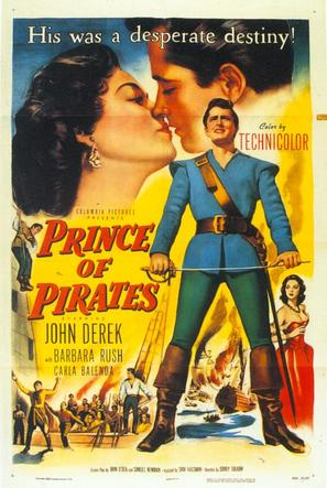 Prince of Pirates - Movie Poster (thumbnail)