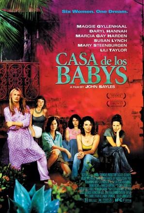 Casa de los babys - Movie Poster (thumbnail)