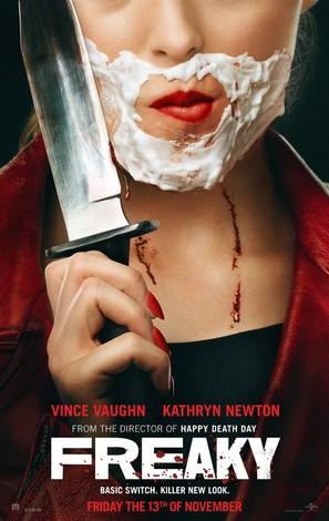 Freaky - Movie Poster (thumbnail)