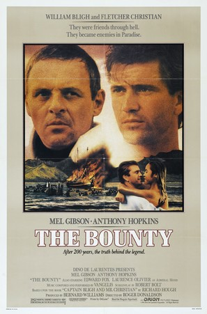 The Bounty - Movie Poster (thumbnail)