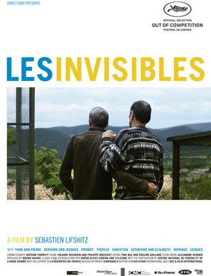 Les invisibles - French Movie Poster (thumbnail)