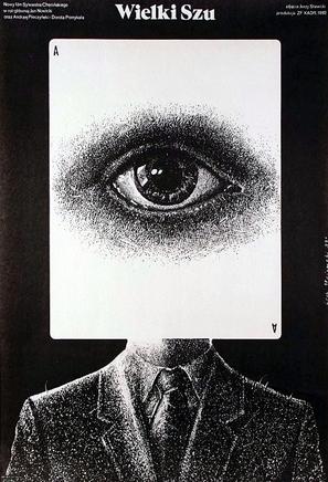 Wielki szu - Polish Movie Poster (thumbnail)